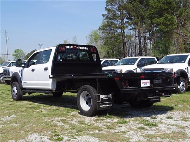 2021 Ford F-450 Crew Cab DRW 4x2, Knapheide Platform Body #21F177 - photo 1