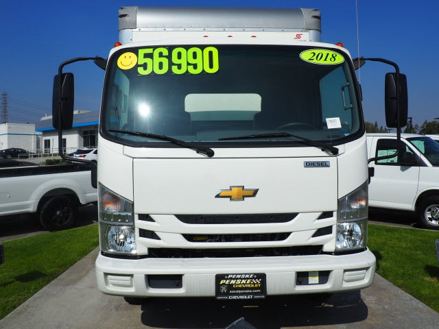 2018 LCF 4500HD Regular Cab 4x2,  Supreme Dry Freight #J7006969 - photo 3