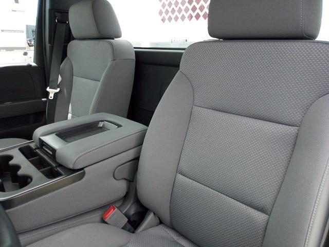 2018 Silverado 3500 Regular Cab DRW 4x2,  Royal Platform Body #JF270537 - photo 6