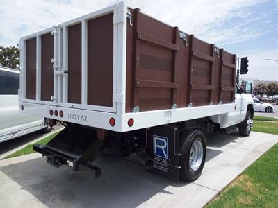2018 Silverado 3500 Regular Cab DRW 4x2,  Royal Platform Body #JF270537 - photo 2