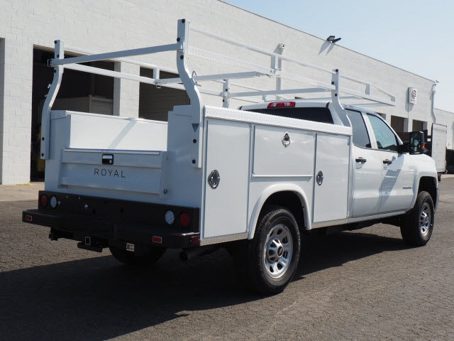 New 2018 Chevrolet Silverado 3500 Cab Chassis for sale in ...