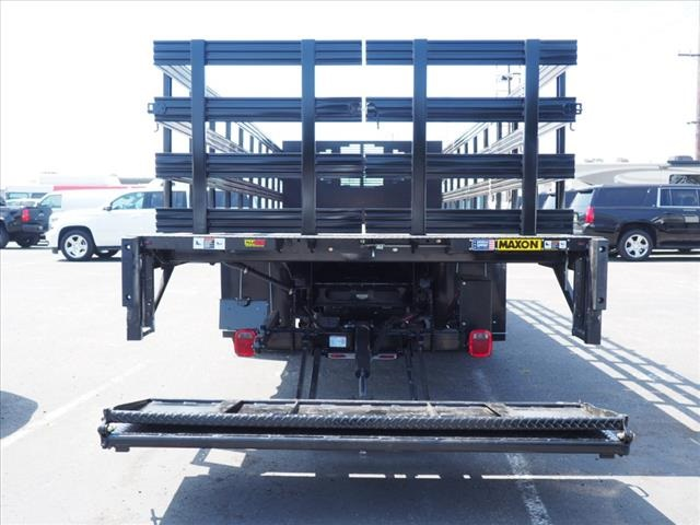 2019 Chevrolet Silverado 5500 Regular Cab DRW 4x2, Supreme Stake Bed #KH851585 - photo 1