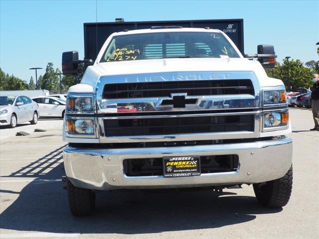2019 Chevrolet Silverado 5500 Regular Cab DRW 4x2, Supreme Stake Bed #KH863817 - photo 3