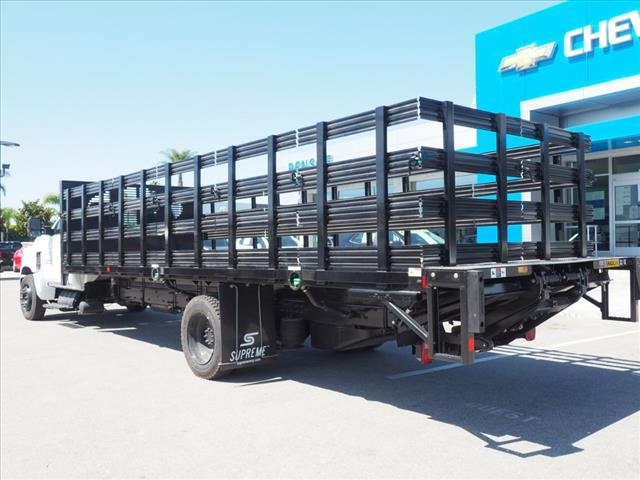 2019 Chevrolet Silverado 5500 Regular Cab DRW 4x2, Supreme Stake Bed #KH863817 - photo 1