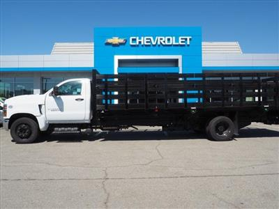 2019 Chevrolet Silverado 5500 Regular Cab DRW 4x2, Supreme Stake Bed #KH863817 - photo 4