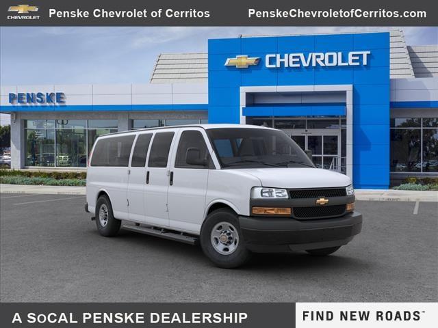 2020 Chevrolet Express 3500 4x2, Passenger Wagon #L1261319 - photo 1