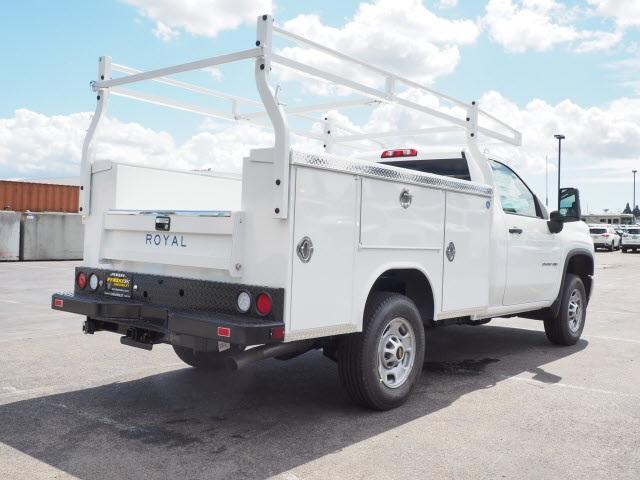 2020 Chevrolet Silverado 2500 Regular Cab 4x2, Royal Service Body #LF231350 - photo 1