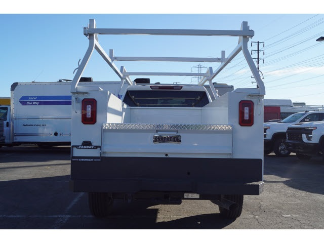 2020 Chevrolet Silverado 2500 Double Cab 4x2, Knapheide Steel Service Body #LF284221 - photo 6