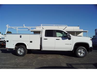 2020 Chevrolet Silverado 2500 Double Cab 4x2, Knapheide Steel Service Body #LF284221 - photo 4