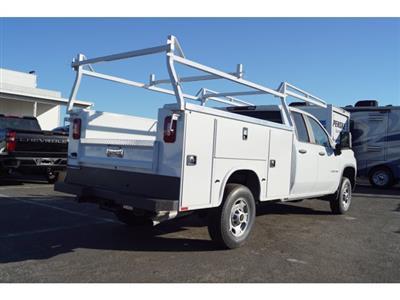 2020 Chevrolet Silverado 2500 Double Cab 4x2, Knapheide Steel Service Body #LF284221 - photo 2