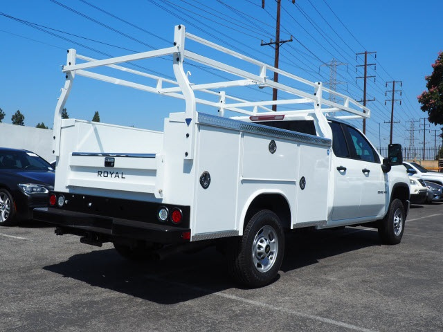 2020 Chevrolet Silverado 2500 Double Cab 4x2, Royal Service Body #LF285875 - photo 1