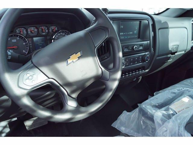 2020 Silverado 5500 Regular Cab DRW 4x2,  Scelzi CTFB Contractor Body #LH253265 - photo 4