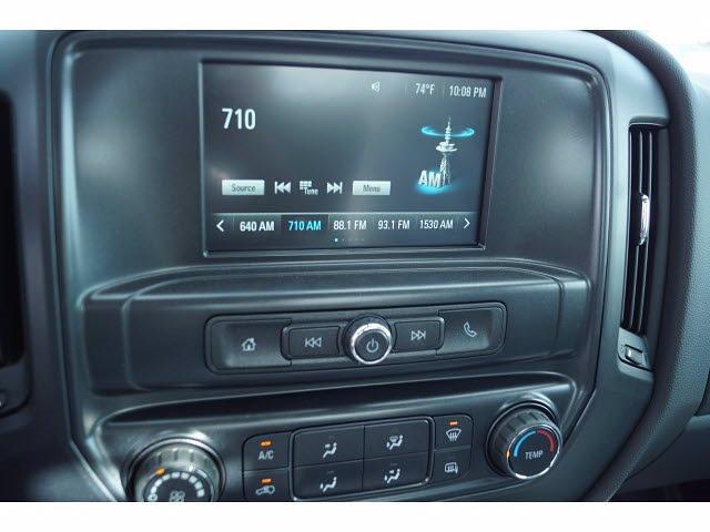 2020 Silverado 5500 Regular Cab DRW 4x2,  Scelzi CTFB Contractor Body #LH253265 - photo 12