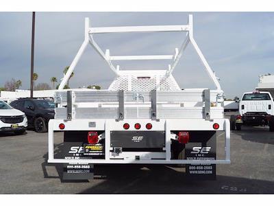 2020 Silverado 5500 Regular Cab DRW 4x2,  Scelzi CTFB Contractor Body #LH253265 - photo 2