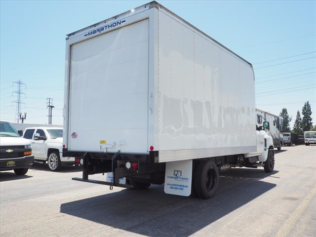 2020 Chevrolet Silverado 5500 Regular Cab DRW 4x2, Marathon Dry Freight #LH270457 - photo 1