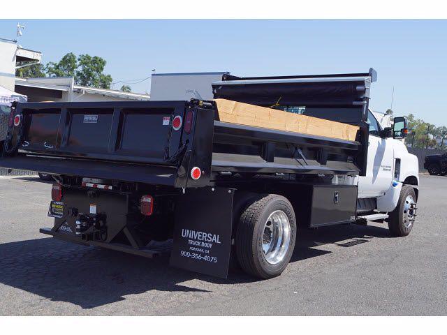2020 Silverado 5500 Regular Cab DRW 4x2,  Rugby Eliminator LP Steel Dump Body #LH392234 - photo 2