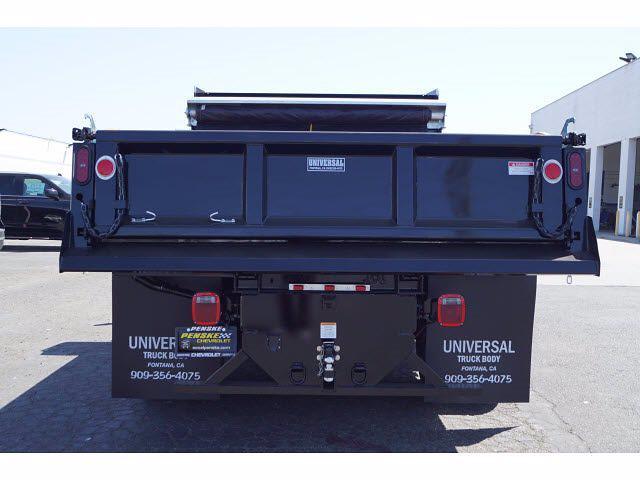2020 Silverado 5500 Regular Cab DRW 4x2,  Rugby Eliminator LP Steel Dump Body #LH392234 - photo 6