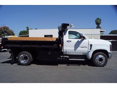 2020 Silverado 5500 Regular Cab DRW 4x2,  Rugby Eliminator LP Steel Dump Body #LH392234 - photo 4