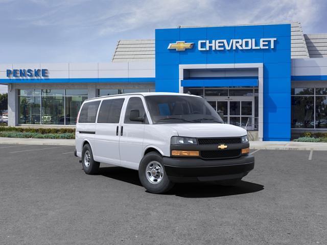 2021 Chevrolet Express 3500 4x2, Passenger Wagon #M1161957 - photo 1
