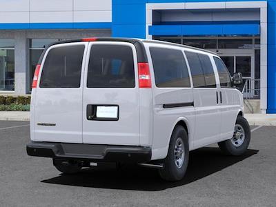 2021 Chevrolet Express 3500 4x2, Passenger Wagon #M1161957 - photo 2
