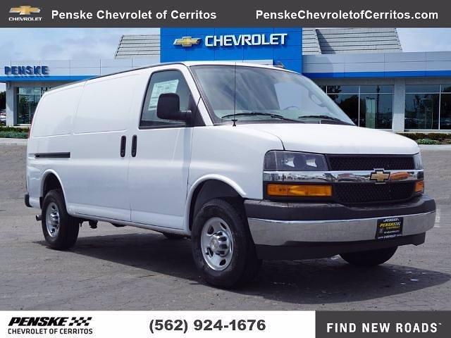 2021 Chevrolet Express 2500 4x2, Alliance Fleet Upfitted Cargo Van #M1206237 - photo 1