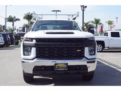 2021 Silverado 2500 Double Cab 4x2,  Royal Truck Body Service Body #MF230611 - photo 3