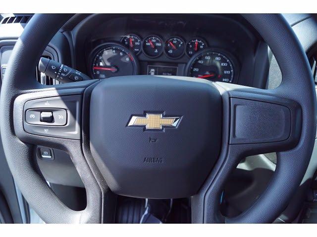 2021 Silverado 2500 Regular Cab 4x2,  Royal Truck Body Service Body #MF232843 - photo 10