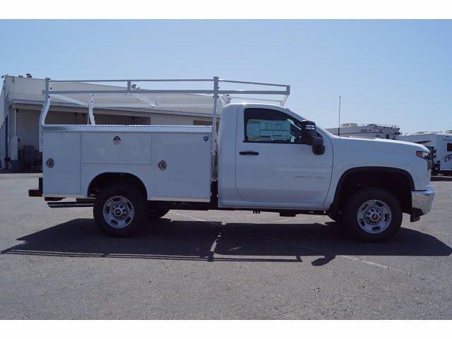 2021 Silverado 2500 Regular Cab 4x2,  Royal Truck Body Service Body #MF232843 - photo 4