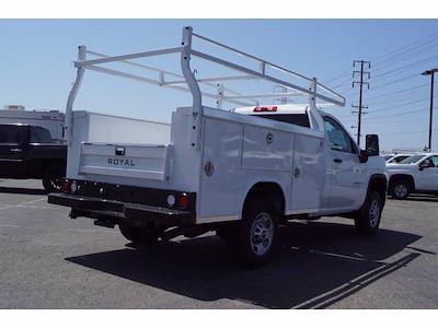 2021 Silverado 2500 Regular Cab 4x2,  Royal Truck Body Service Body #MF232843 - photo 2