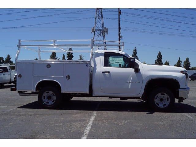 2021 Silverado 2500 Regular Cab 4x2,  Royal Truck Body Service Body #MF232918 - photo 4