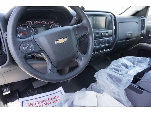 2021 Silverado 4500 Regular Cab DRW 4x2,  Royal Truck Body Platform Body #MH663351 - photo 7