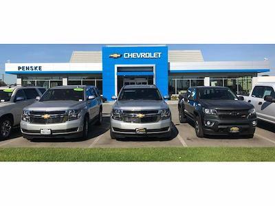 2021 Silverado 4500 Regular Cab DRW 4x2,  Royal Truck Body Platform Body #MH663351 - photo 15