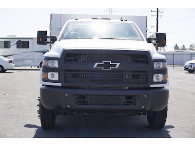 2021 Silverado 4500 Regular Cab DRW 4x2,  Royal Truck Body Platform Body #MH663351 - photo 2