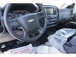 2021 Silverado 4500 Regular Cab DRW 4x2,  Royal Truck Body Platform Body Stake Bed #MH663351 - photo 7