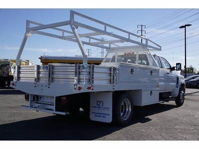 2021 Silverado 5500 Crew Cab DRW 4x2,  Cab Chassis #MH666810 - photo 2