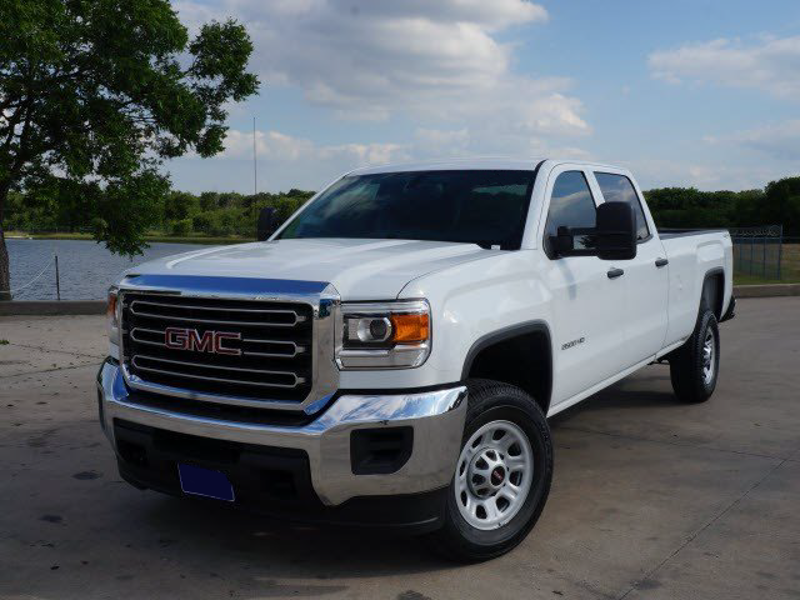 2015 Sierra 2500 Crew Cab 4x4, Pickup #150294 - photo 1