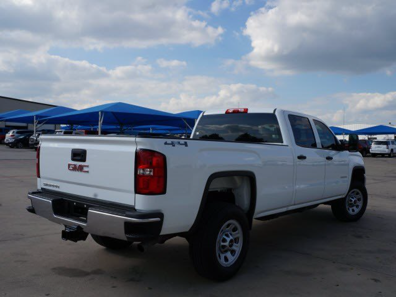 2015 Sierra 2500 Crew Cab 4x4, Pickup #150294 - photo 2