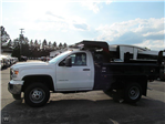 2015 Sierra 3500 Regular Cab 4x4, Rugby Dump Body #15G151 - photo 1