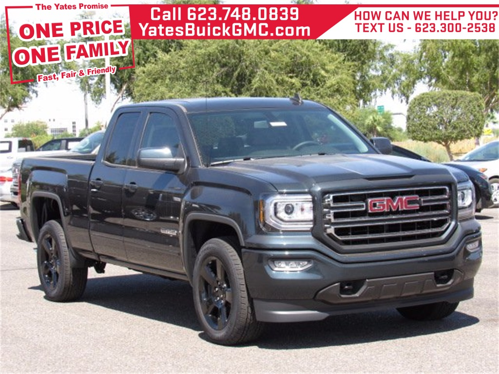 2018 Sierra 1500 Extended Cab 4x2,  Pickup #18010 - photo 1