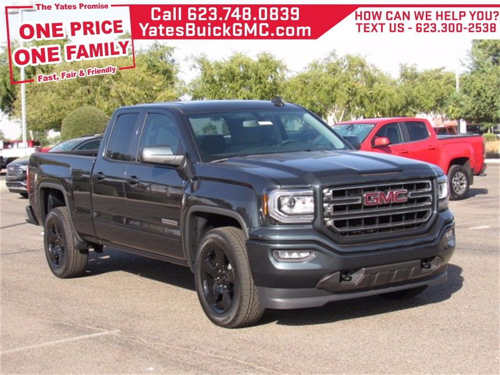 2018 Sierra 1500 Extended Cab 4x2,  Pickup #18055 - photo 1