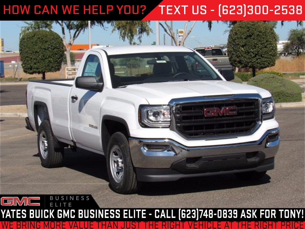2018 Sierra 1500 Regular Cab, Pickup #18078 - photo 1