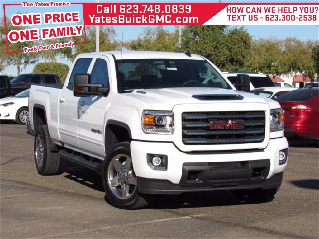 2018 Sierra 2500 Crew Cab 4x4,  Pickup #18110 - photo 1