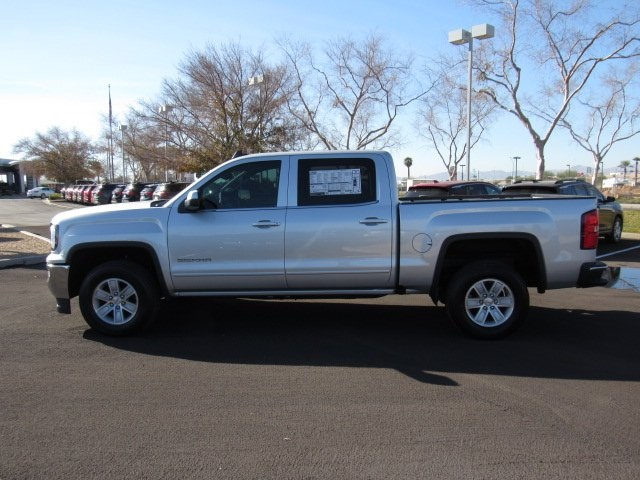 2018 Sierra 1500 Crew Cab, Pickup #18211 - photo 22