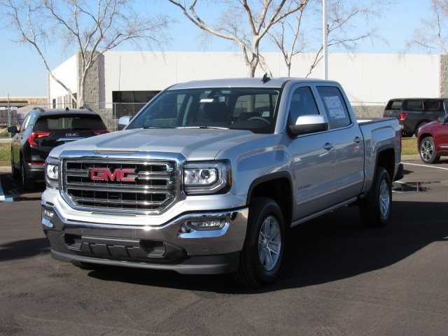 2018 Sierra 1500 Crew Cab 4x2,  Pickup #18211 - photo 24