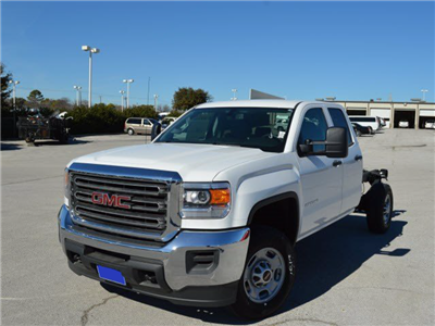 2015 Sierra 2500 Double Cab, Cab Chassis #250311 - photo 1