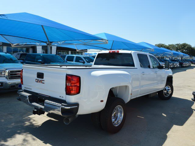 2015 Sierra 3500 Crew Cab 4x4 Pickup #250422 - photo 2