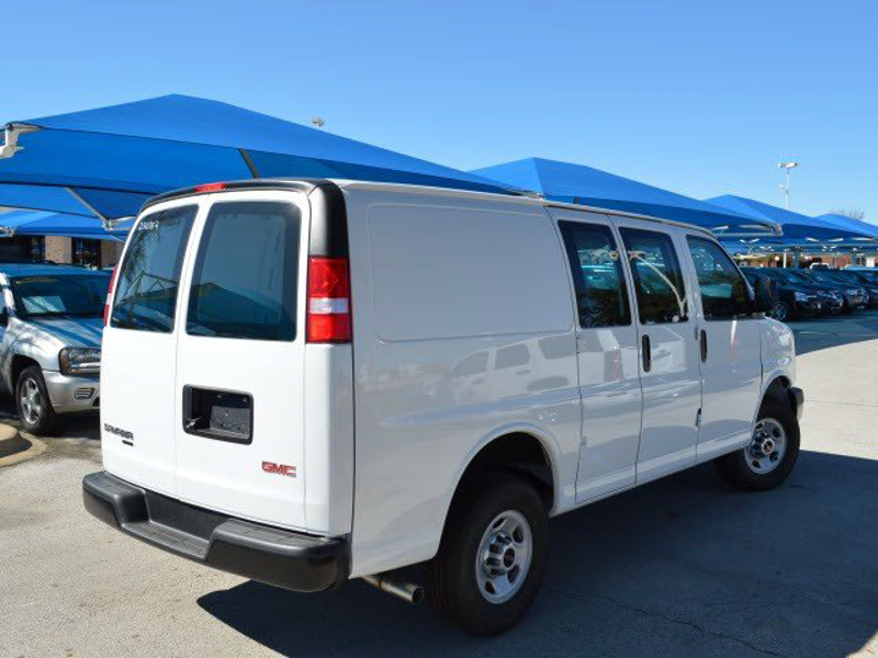 2015 Savana 2500 4x2,  Empty Cargo Van #250762 - photo 2