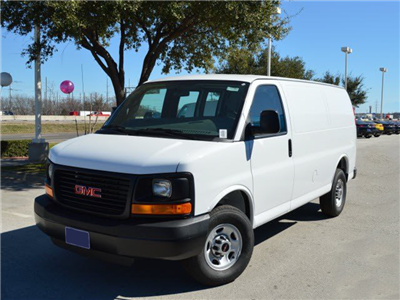 2015 Savana 2500 4x2,  Empty Cargo Van #250762 - photo 1