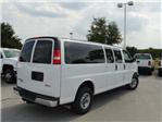 2015 Savana 3500 4x2,  Passenger Wagon #250819 - photo 1