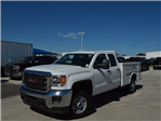 2015 Sierra 2500 Double Cab 4x2,  Knapheide Standard Service Body #KNAP251115 - photo 1